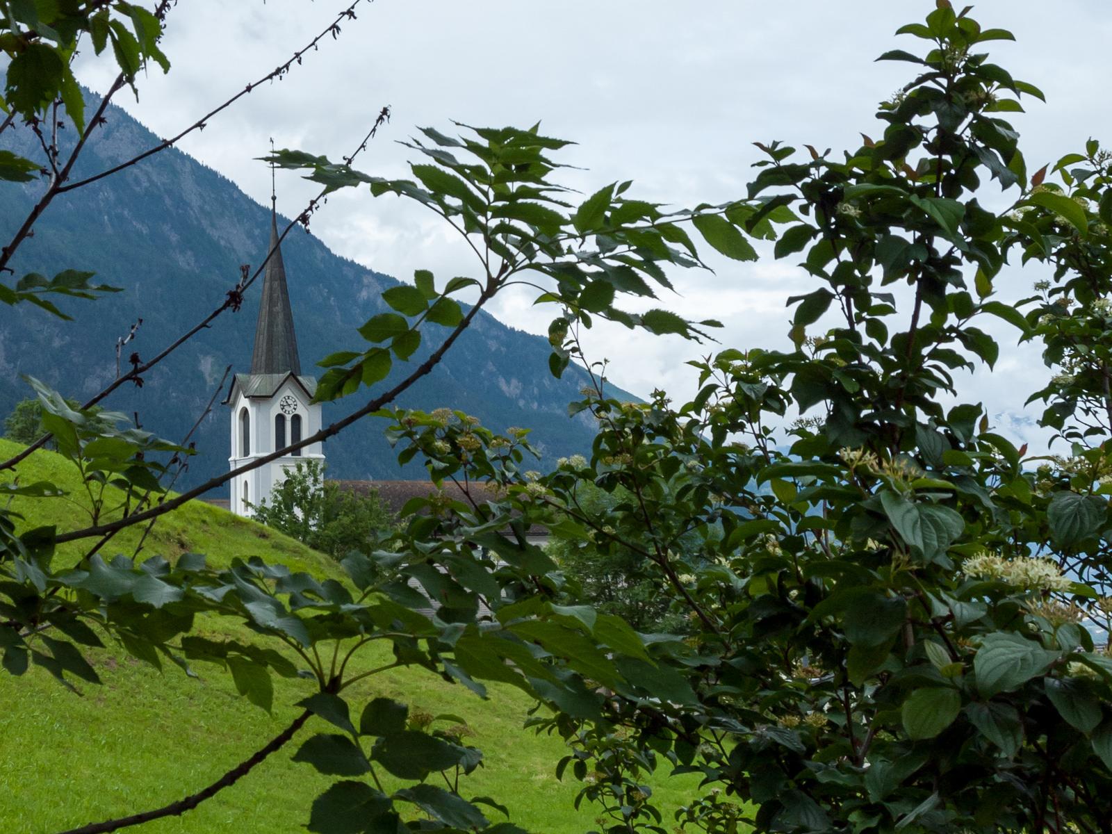 Kirche Ried-Brig