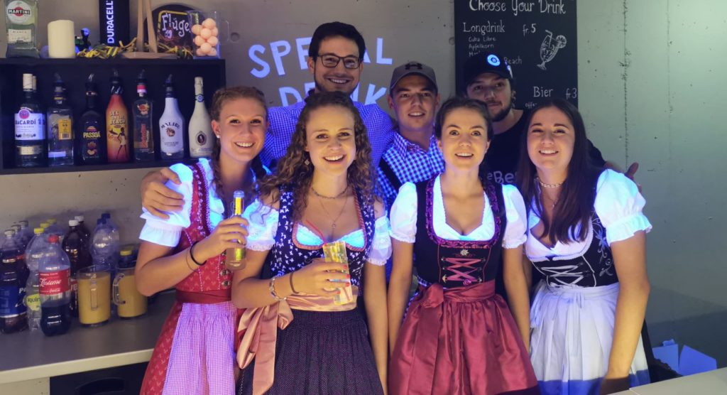 Vorstand Jugendverein Brigerbärg 2019