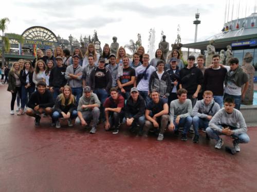 Ausflug Europapark 2019