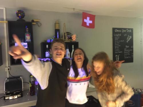 Kino & Beer Pong 2019